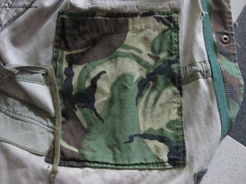 Chaqueta de francotirador UK Parasmocksniper1801122Copiar