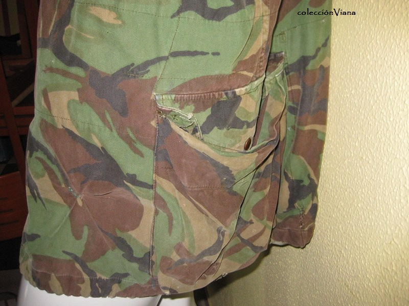 Chaqueta de francotirador UK Parasmocksniper1801129Copiar