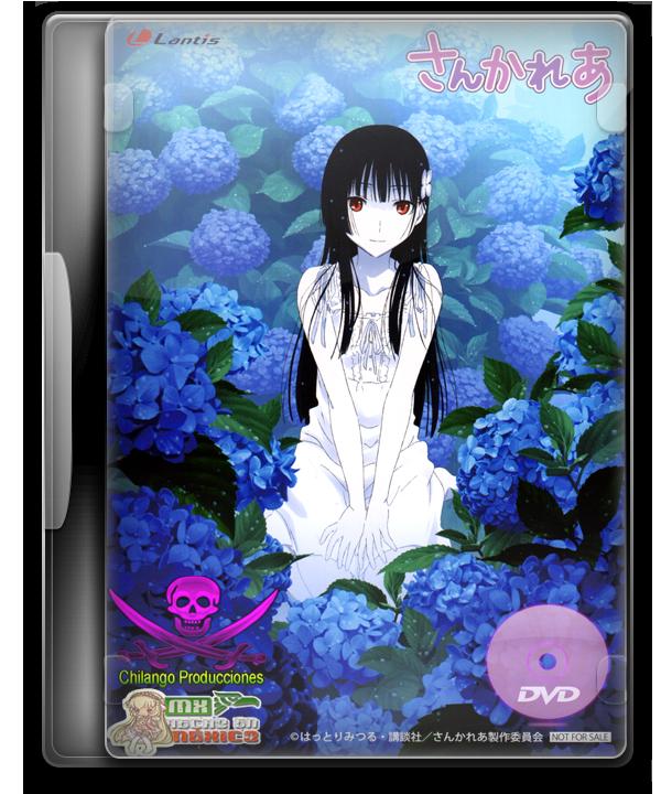 Anime Sankarea COVER-DVD-Sanka-Rea-