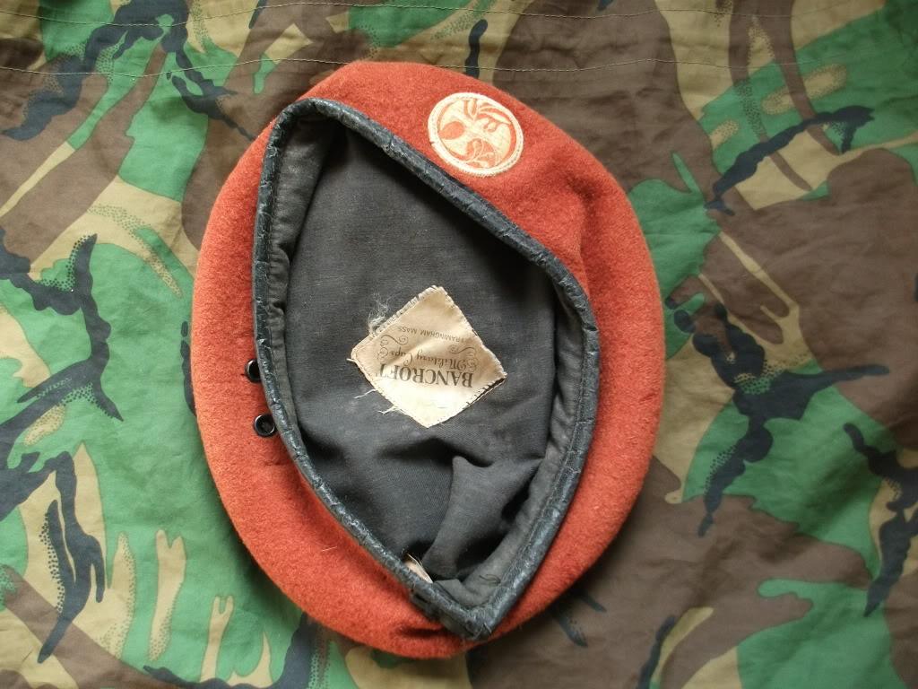 Kiwi Peace Keeping Items DSCF2725