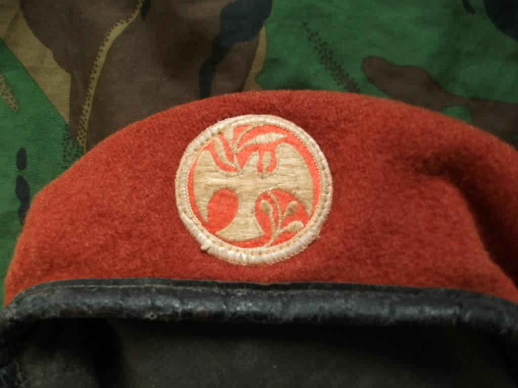Kiwi Peace Keeping Items DSCF2726