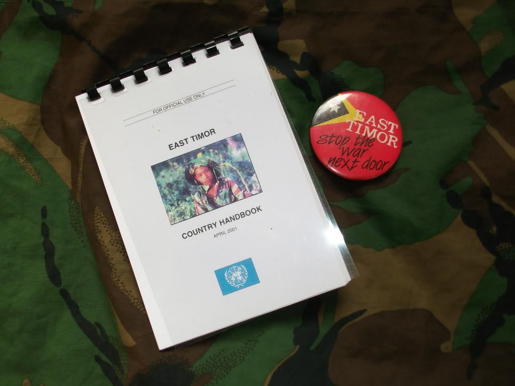 Kiwi Peace Keeping Items DSCF2727