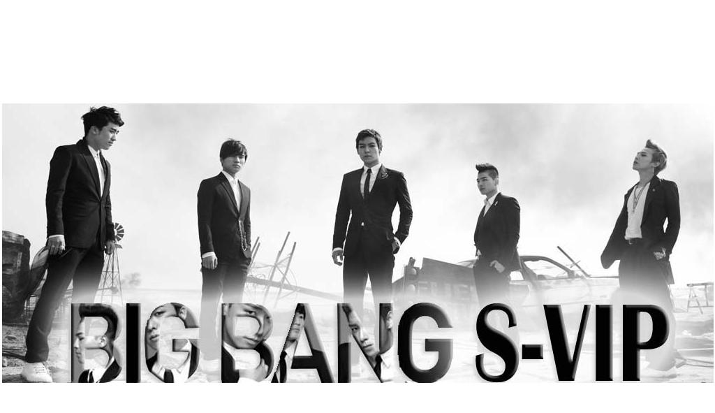 Big Bang S-VIP