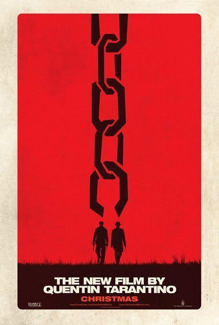 Django Unchained, lo nuevo de Tarantino - Nuevo Trailer Djangounchainedteaserposter