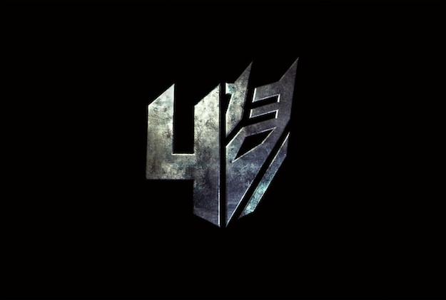 Hilo -- 'Transformers 4: Age of Extinction' -- 27 de Junio del 2014 -- Transformers4logooficial