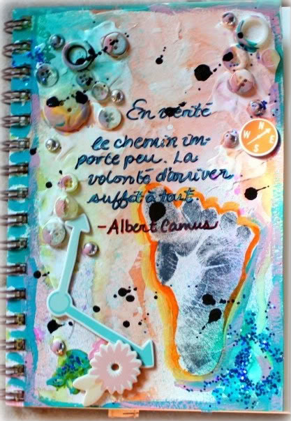 Mai 2011 - Art journaling IMG_8374