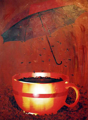 Chiếc Bóng của Giọt Nước Mắt Coffee
