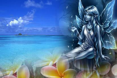 Chiếc Bóng của Giọt Nước Mắt - Page 7 Beach-fairy-water-magical