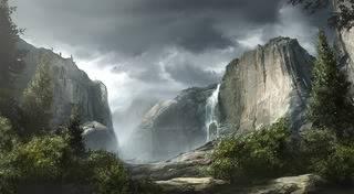 Mt. Rhemasis Cascade Mountains_by_tiger1313