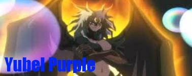 Yubel Purple