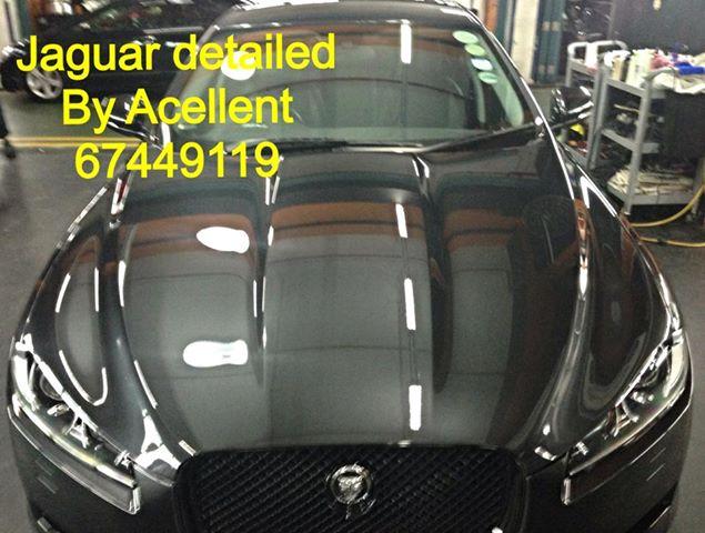 Acellent Zaino detailing & Auto insurance center JAG2
