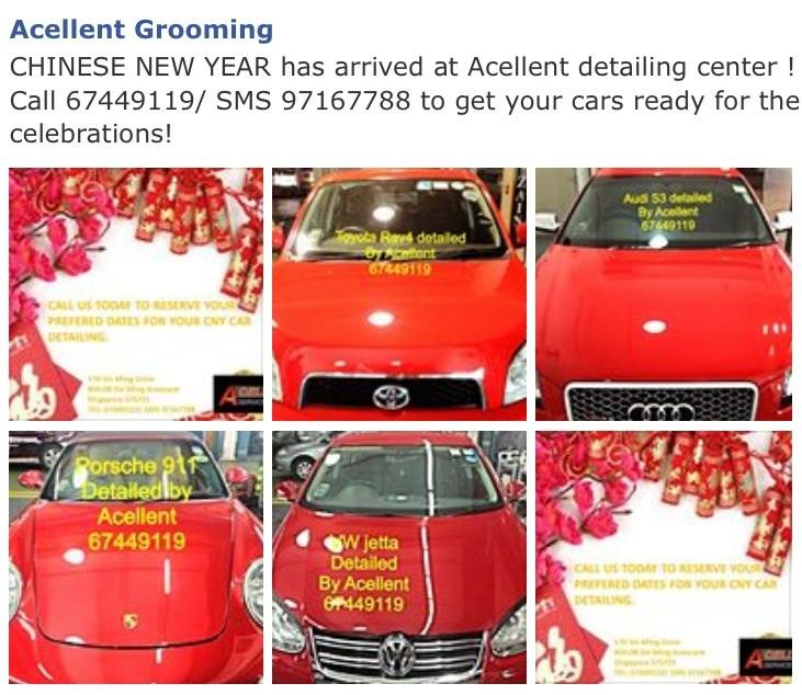 Acellent Zaino detailing & Auto insurance center REDCARS