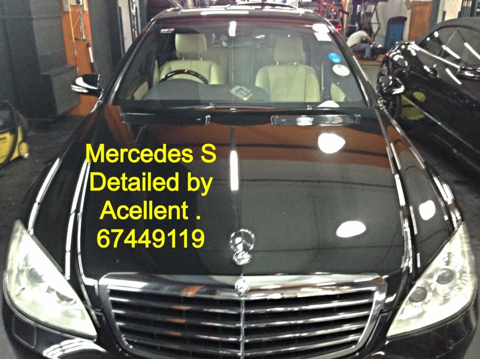Acellent Zaino detailing & Auto insurance center SCLASS1