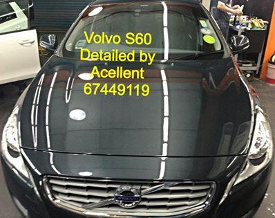 Acellent Zaino detailing & Auto insurance center Volvos60