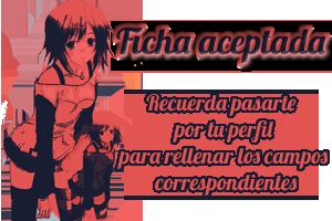 { Reina } Fichaaceptada