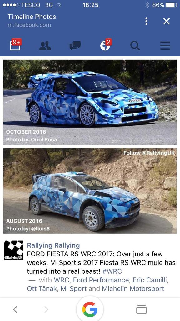 Paris Motor Show showcasing 2017 WRC cars Fiesta_zpsggic9d6z