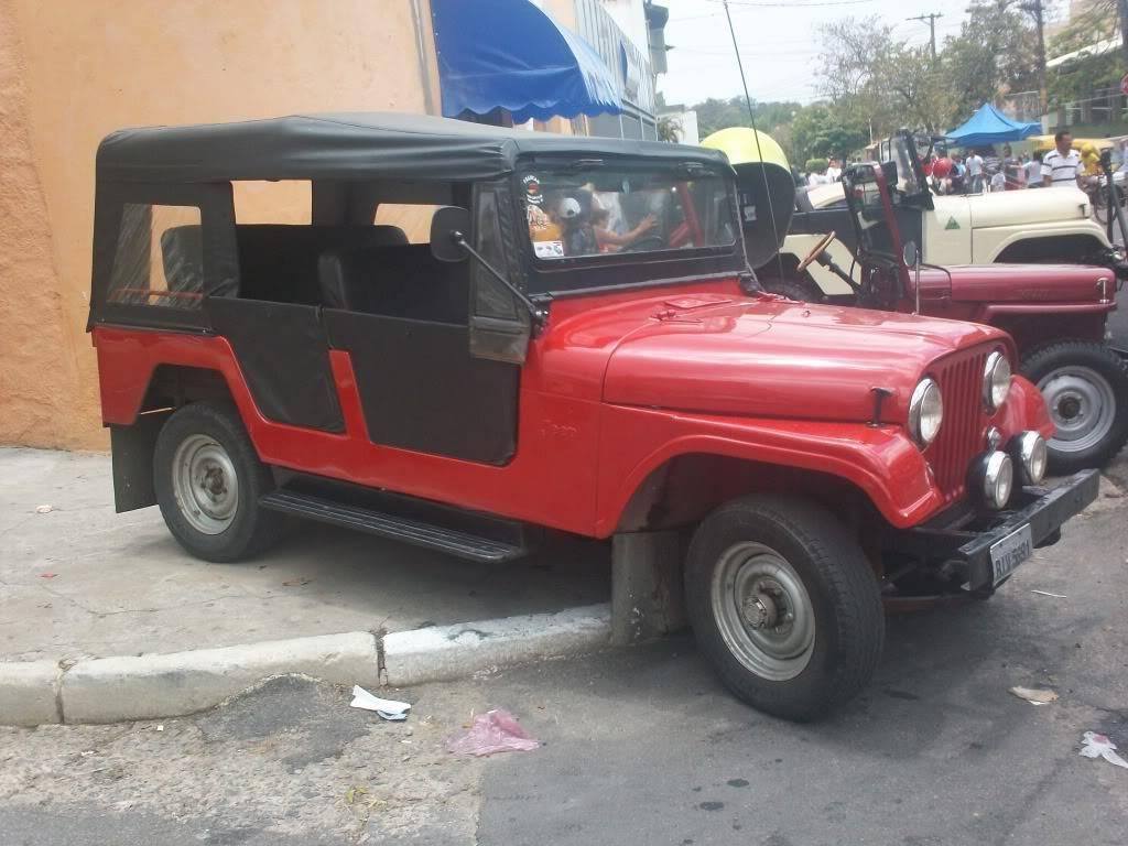 4º Encontro de veículos - Antigos Parte I 100_3351