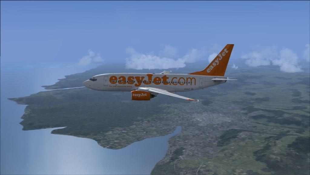 [FS9] LXGB - EGLL EasyJet18