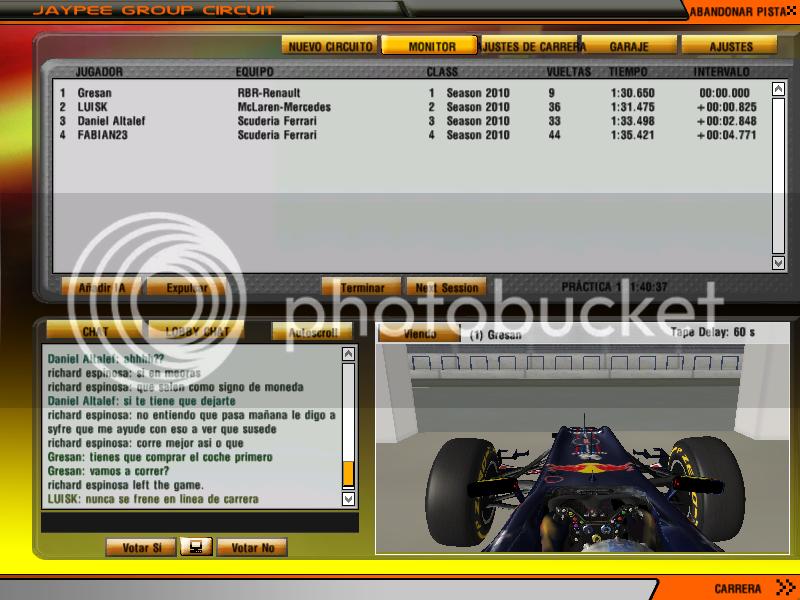 Entrenamientos Libres - Gran Premio De India India3