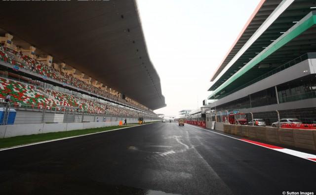 17º GP - Gran Premio de la India, Jaypee Innnnnnnnnnnn