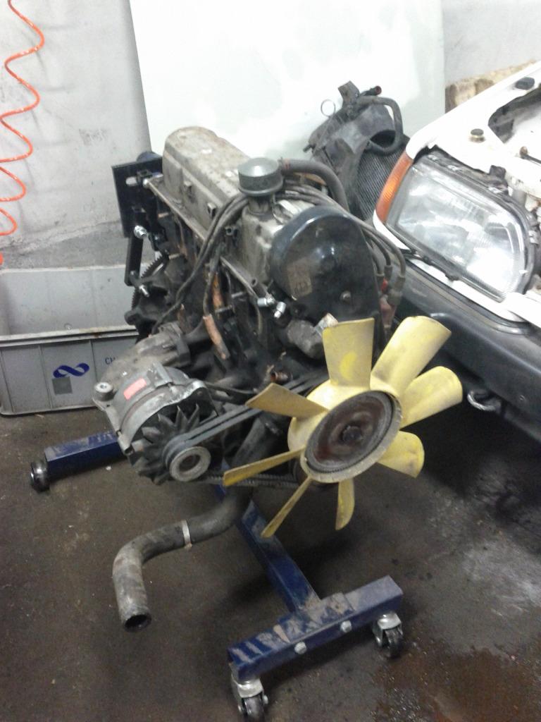 Joel - Ford Sierra 2,0 -88: Isbil goes turbo Update 2017-08-30 - Sida 2 69