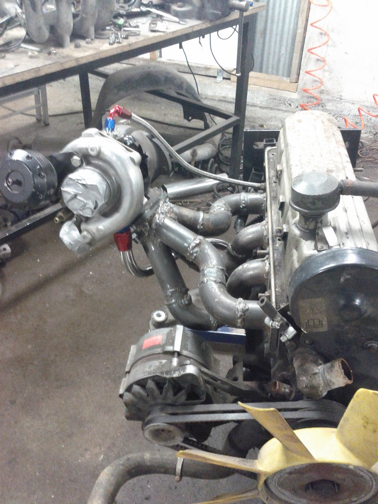 Joel - Ford Sierra 2,0 -88: Isbil goes turbo Update 2017-08-30 - Sida 2 73