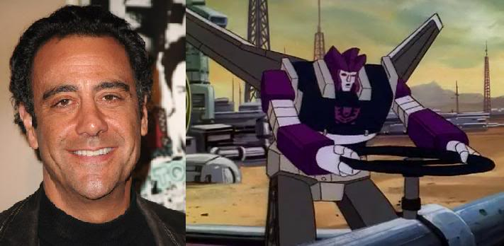 The Perfect Human Cast and Robot Voice Cast for Transformers 4 44772L