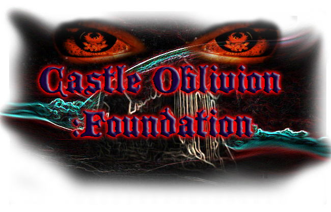 Castle Oblivion: Foundation Banner