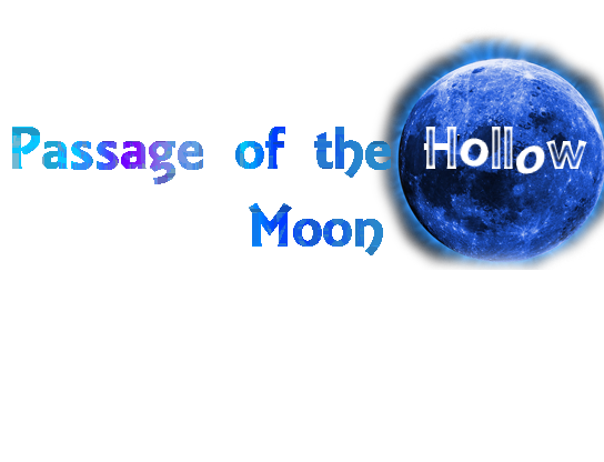 Passage of The Hollow Moon Title
