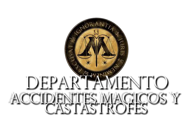 Ministerio de magia Ministerioaccidentes