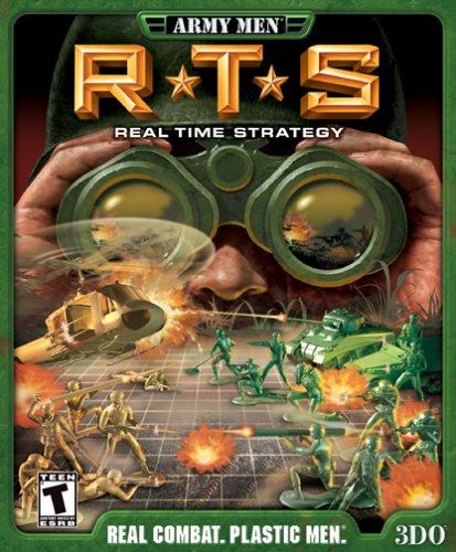 تحميل لعبة الجيش الاخضر Army Men RTS برابط ميديا فاير مباشر وصاروخي بحجم 140 ميجا فقط Army-men-rts