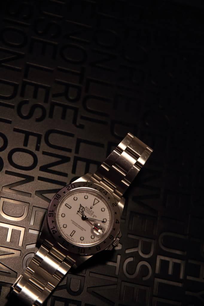 La montre du vendredi 19 juillet 2013 RolexExplorerII11