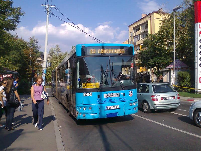 Lasta gradski saobraćaj Fotografija0724
