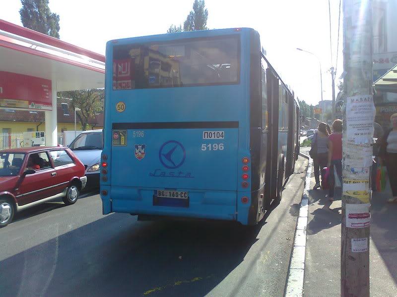 Lasta gradski saobraćaj Fotografija0725