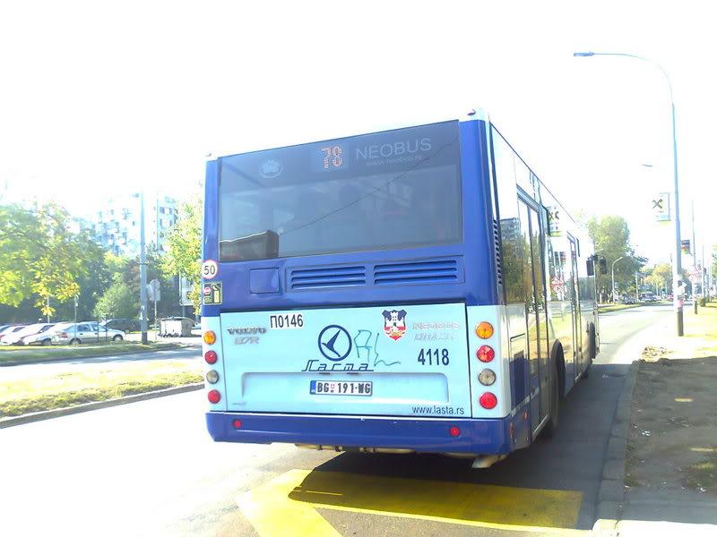 Lasta gradski saobraćaj Fotografija0825