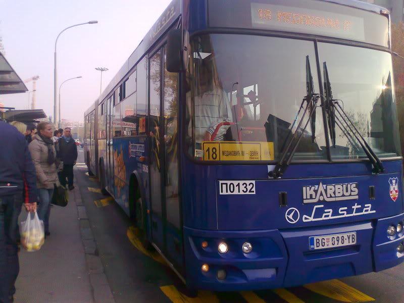 Lasta gradski saobraćaj Fotografija1152