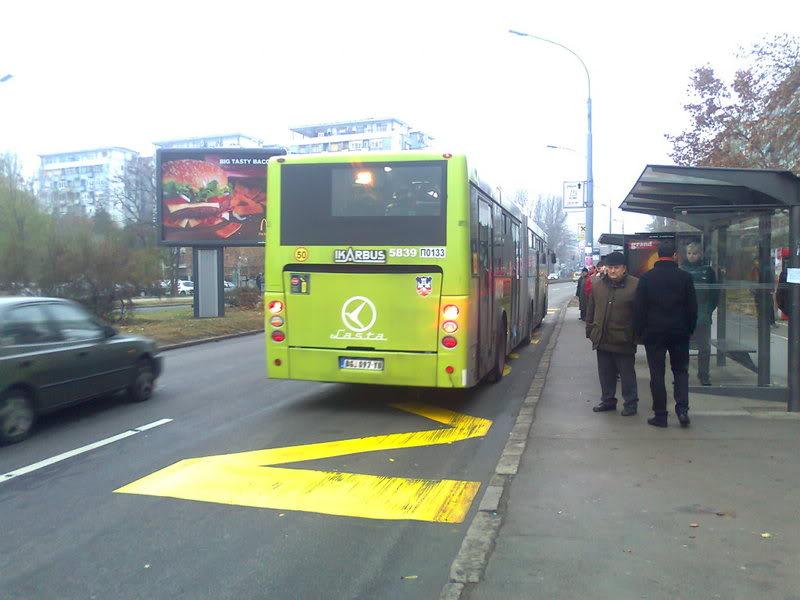 Lasta gradski saobraćaj Fotografija1322