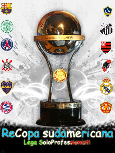 RECOPA Sudamericana Recopasud2012