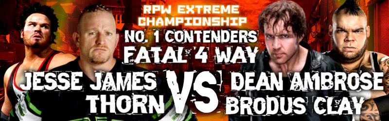 RPW Showtime: Episode 6 Fatal%204%20way