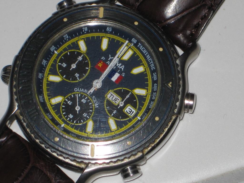 Recherche photos de la montre Yema Spationaute III Aragatz de Jean-Loup Chrétien. IMG_6497_zps28ef25bd