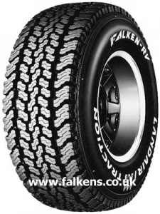 AT Tyres Poll FalkenAT-1