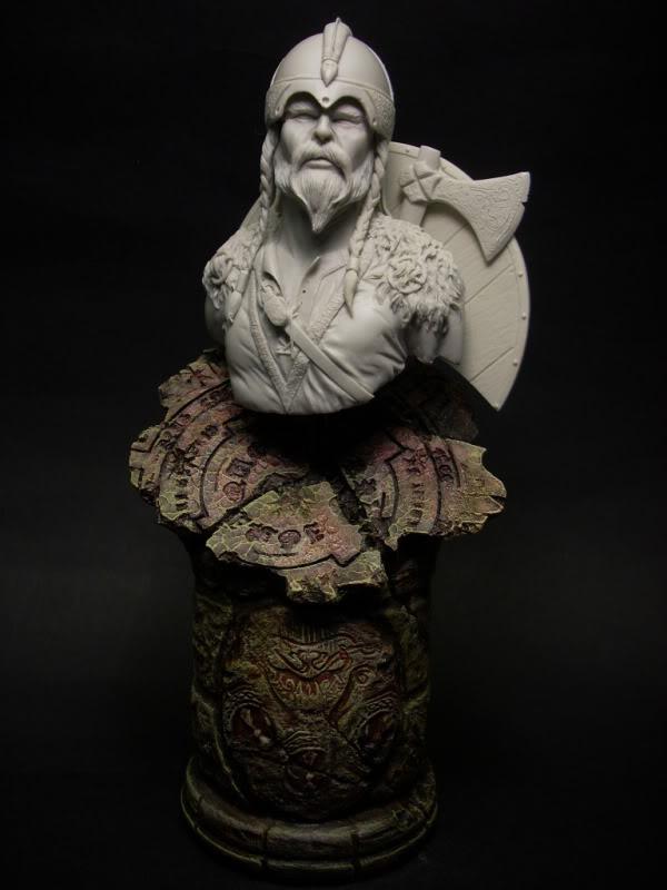 buste viking de Roberto Chaudon DSCN6232