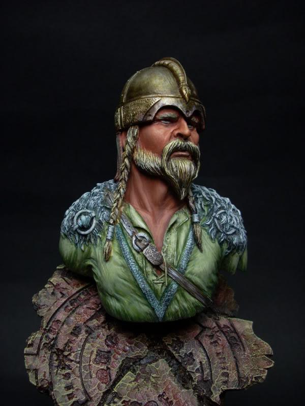 buste viking de Roberto Chaudon DSCN6306