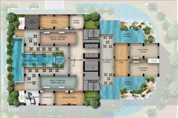 One Uptown Residence [ 45F l res l u/c ] 6thFloorAmenity-1