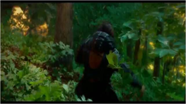 Nuevas imágenes tomadas del ultimo trailer!!!! Katnisscorriendodelfuego