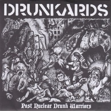 Junky Monkey distro/label (et le clochard) - Page 2 Drunkardscover