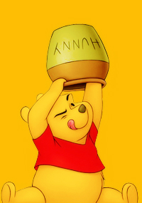 HADRIEN W. ROSENBERG [ Winnie Pooh ] Pooh