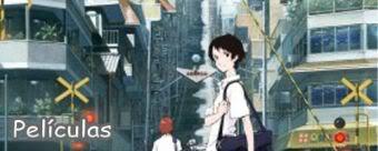 Películas Anime