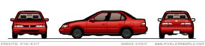 Toyota                         Ae100-1