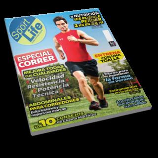 Revista Sport Life (La vida es el mejor deporte) Nº 160 Agosto 2012 1600812SPLIF